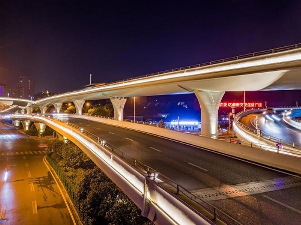 道路桥梁亮化方案